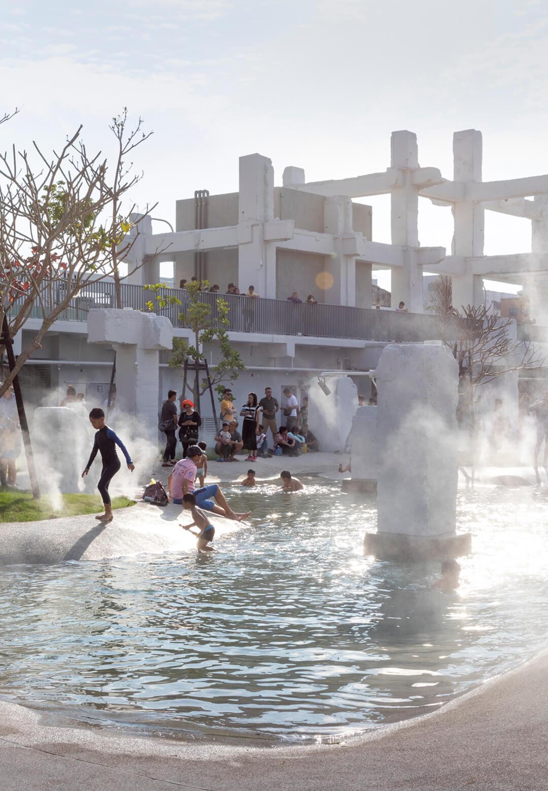 MVRDV's Tainan Spring envisions an 'urban lagoon' for the city of Tainan in Taiwan | MVRDV's Tainan Spring is an urban lagoon in Tainan, Taiwan | STIRworld