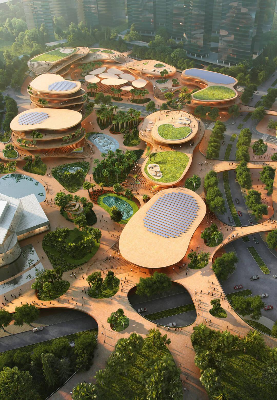 Shenzhen Terraces | MVRDV | Shenzhen | STIRworld