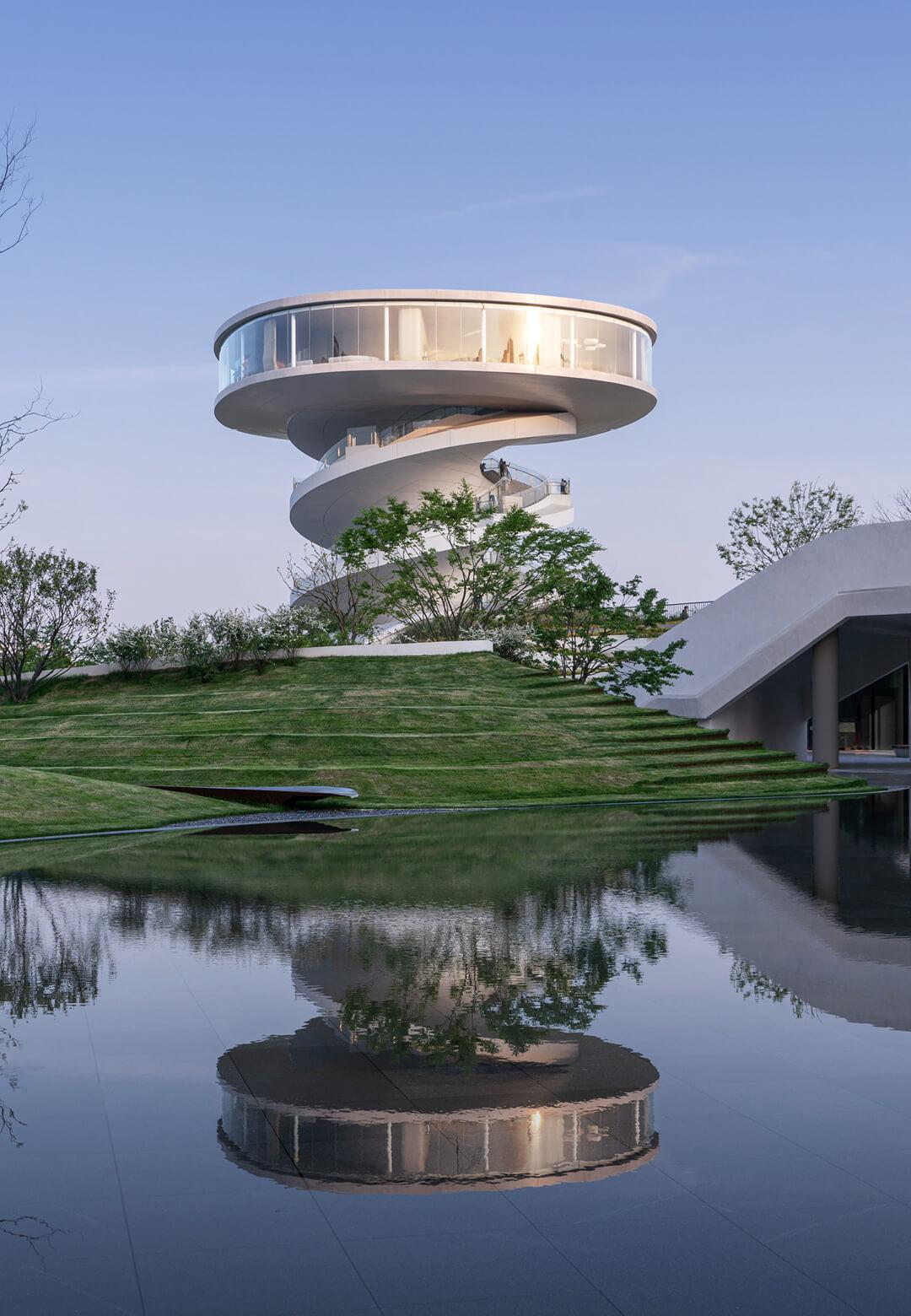 Norwegian practice Nordic - Office of Architecture completes Nanchang Waves in Nanchang City, China   Nanchang Waves by Nordic – Office of Architecture   STIRworld