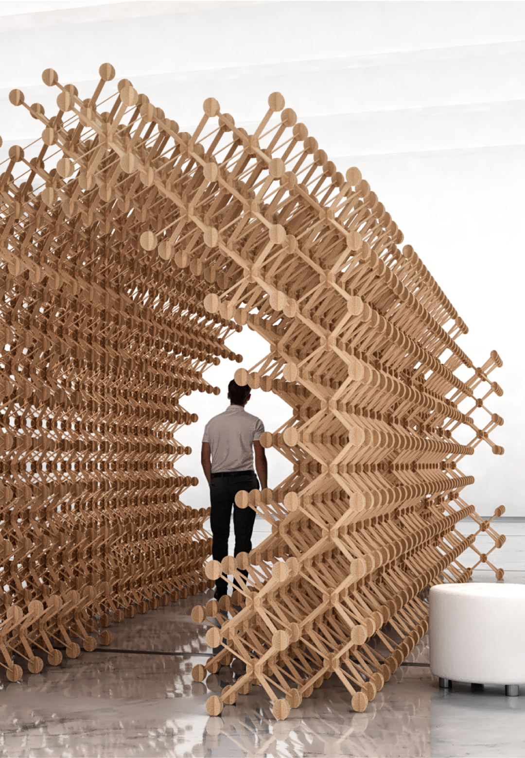 Plexus prototype by Studio Symbiosis | Plexus by Studio Symbiosis | STIRworld