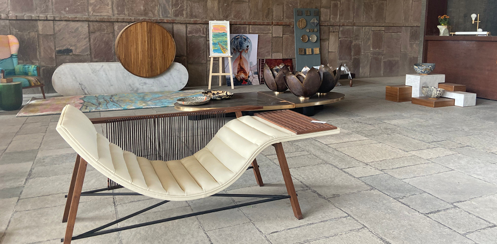 Raw Collaborative 2019 celebrated contemporary Indian design