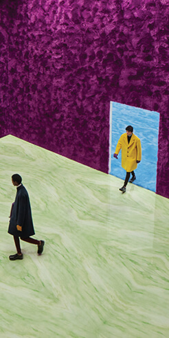 Rem Koolhaas conceives 'non-spaces' for Prada Fall/Winter Menswear digital show