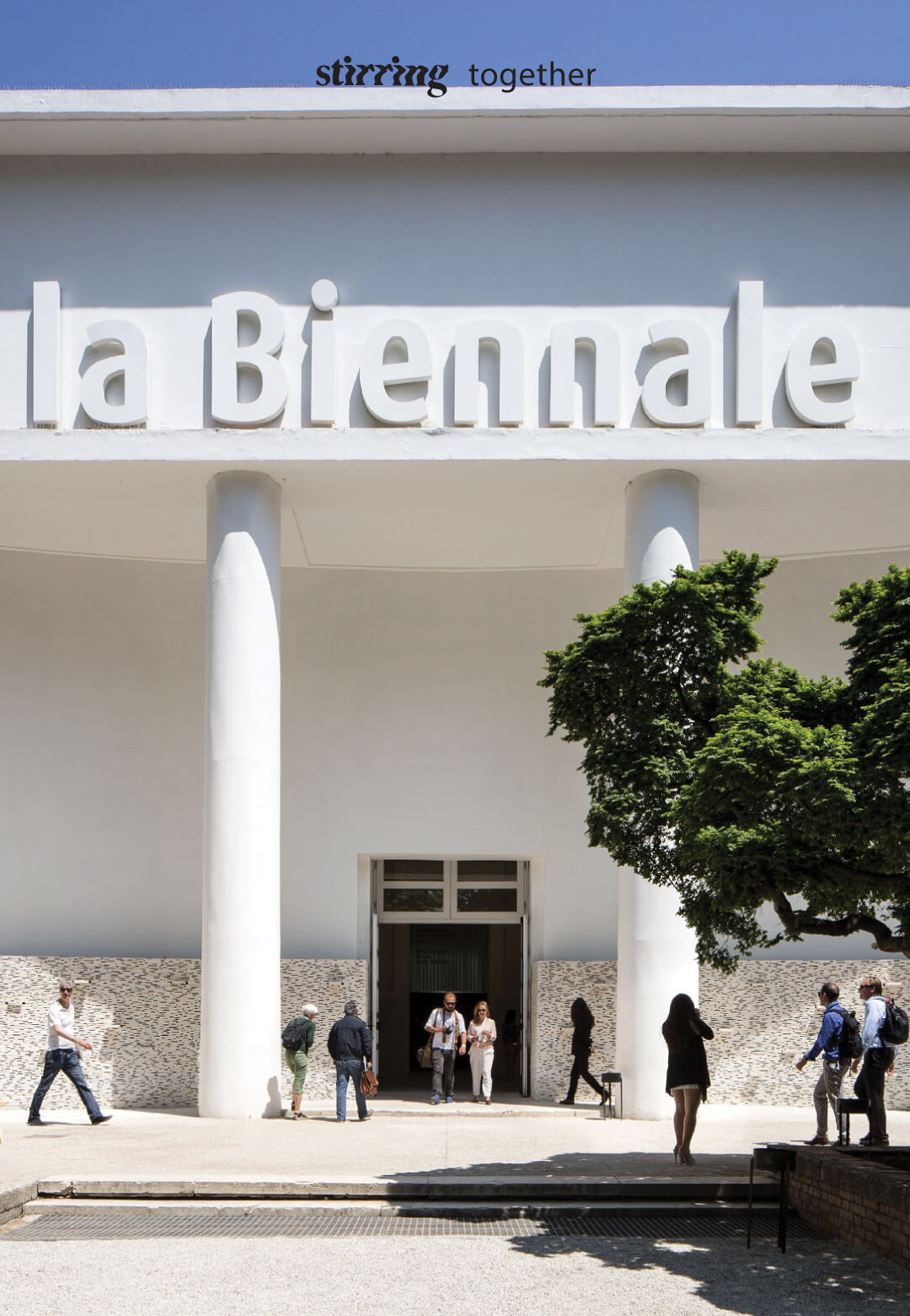 Central Pavilion Giardini   Venice Architecture Biennale 2021   Biennale Architettura 2021   STIRworld