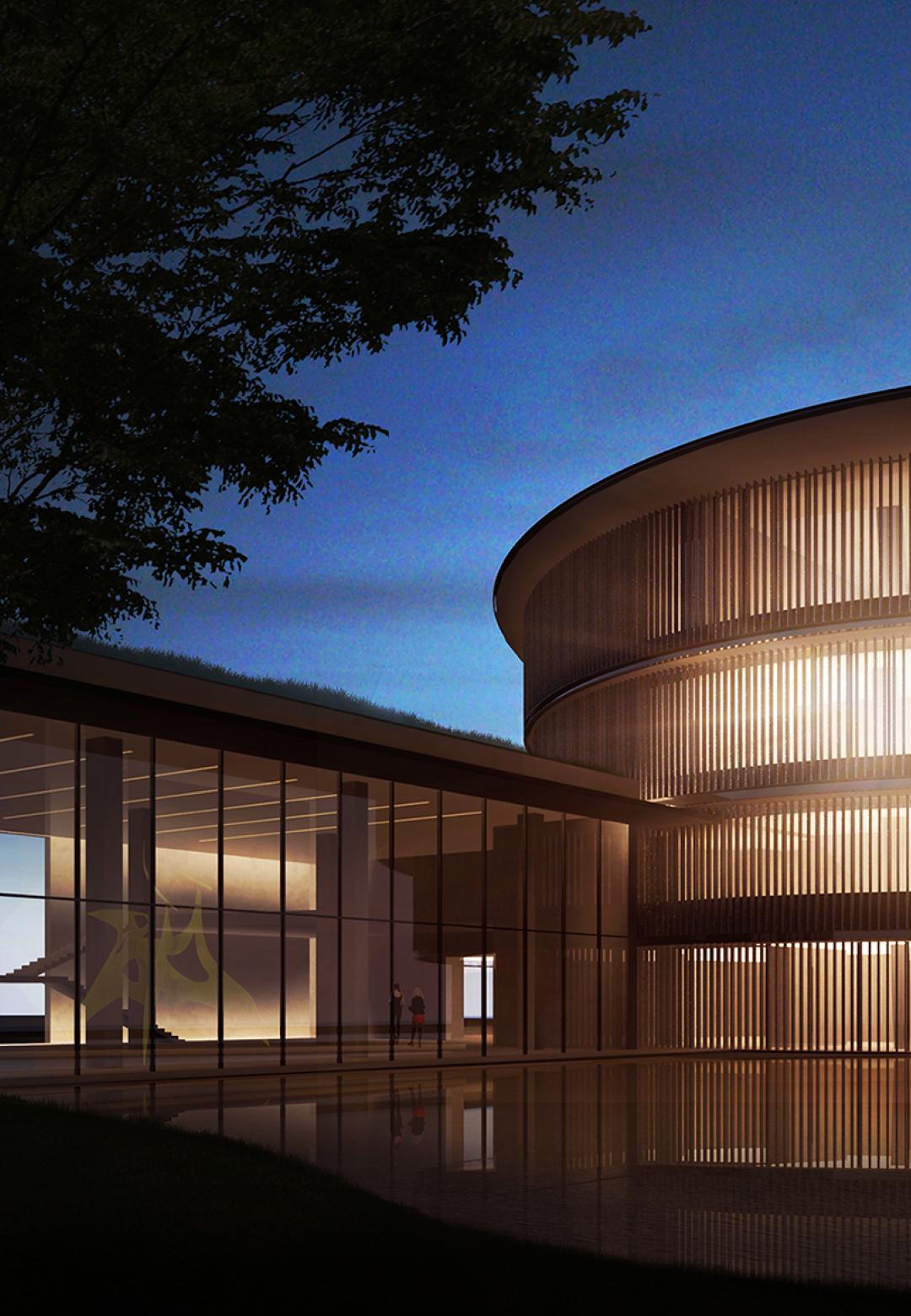 Tadao Ando reveals design for the HE Art Museum in Shunde, China | HE Art Museum | Tadao Ando | STIRworld