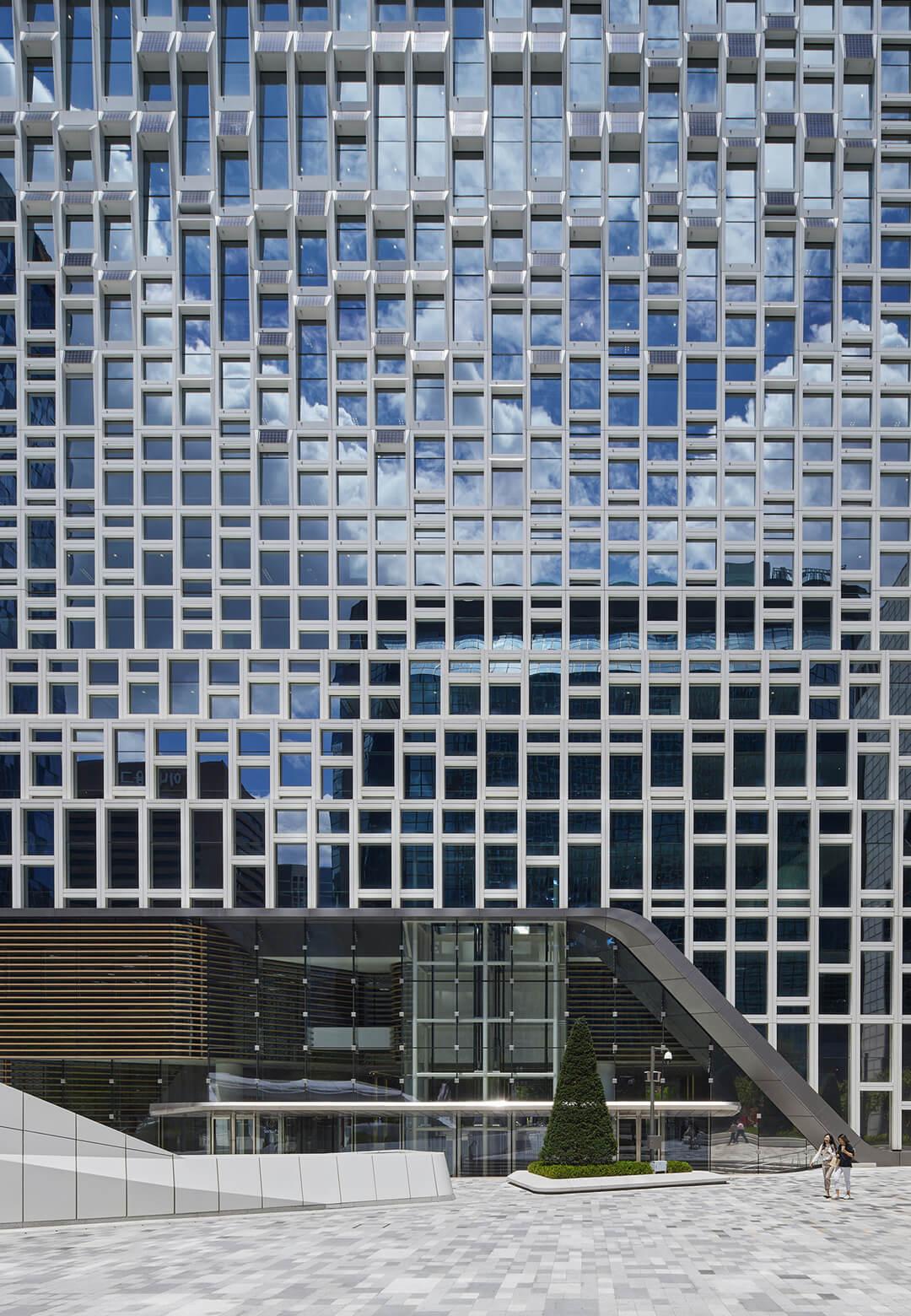 UNStudio remodels Hanwha Headquarters in Seoul, South Korea | Hanwha Headquarters Remodelling by UNStudio | STIRworld