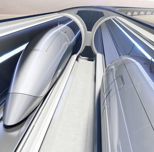 Zaha Hadid Architects allies with Hyperloop Italia to reshape the future of rapid transit