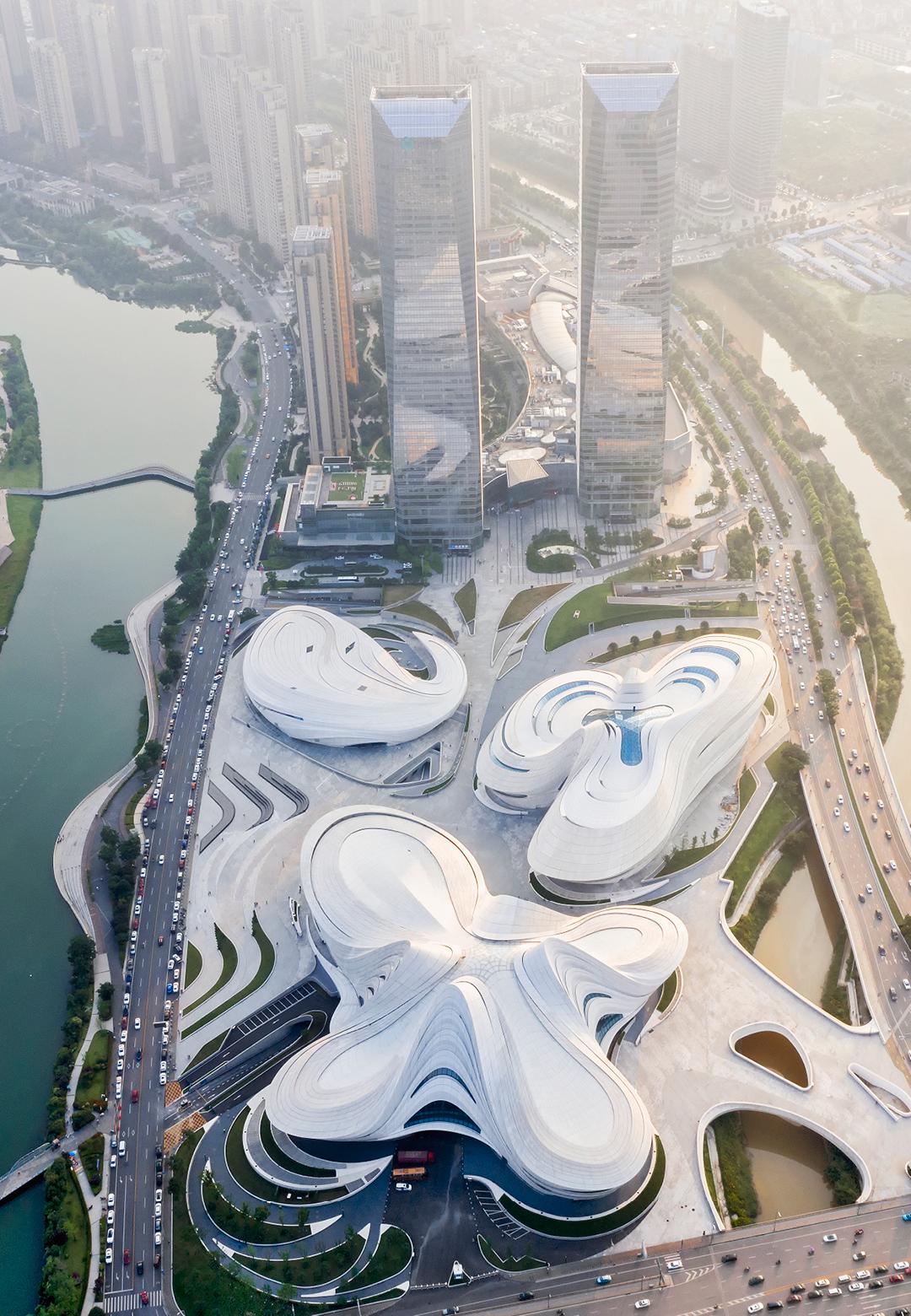 Meixihu International Culture & Arts Centre, Changsha, Shenzhen, China | Art Museum | China | STIRworld