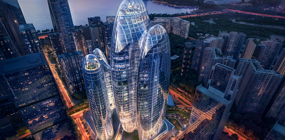 Zaha Hadid Architects to build new headquarters for OPPO in Shenzhen, China
