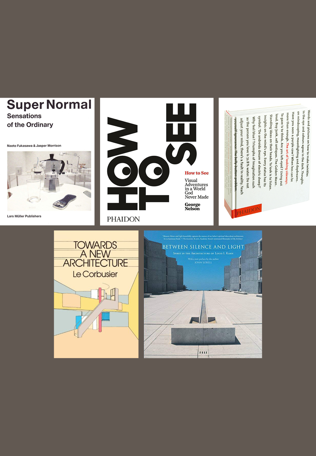Five book recommendations for architects and design enthusiasts | Books to read during COVID-19 lockdown | STIRworld