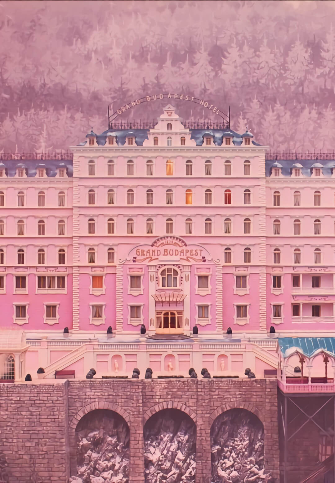 The Grand Budapest Hotel film by Wes Anderson | STIRworld