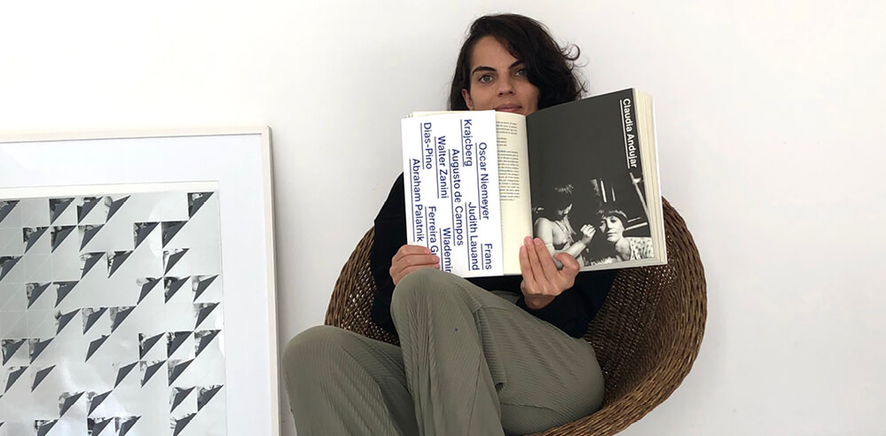 What Am I Reading: Mariana Schmidt