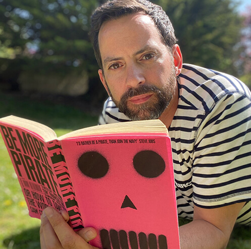 What Am I Reading: Paul Nulty