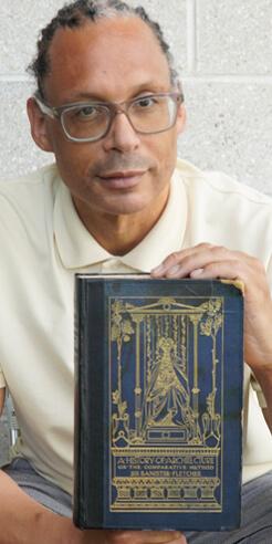 What Am I Reading: Prof. David Theodore