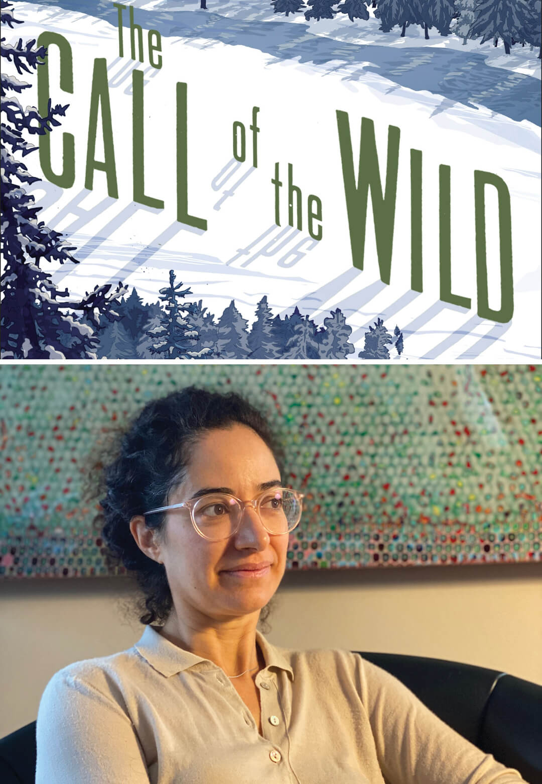 Left: 'The Call of the Wild by Jack London', Sandy Attia of MoDus Architects | Sandy Attia Matteo Scagnol Modus Architects | What Am I Reading| STIRworld