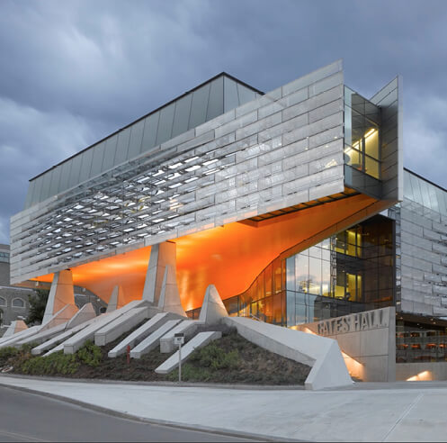 American Pritzker laureate Thom Mayne on his fascination with the unfinished
