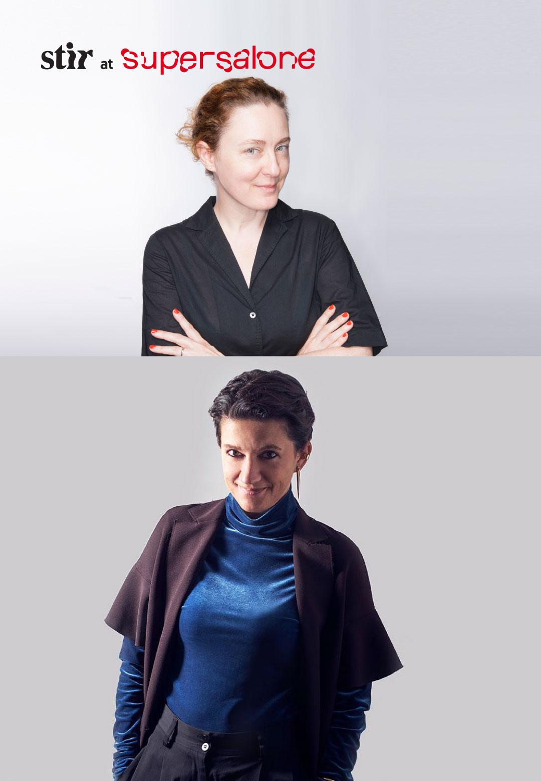 Maria Cristina Didero, Annalisa Rosso | Interview with Annalisa Rosso and Maria Cristina Didero | Salone del Mobile.Milano 2021 | STIRworld