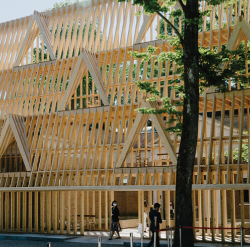 Celebrating the power of transformation at Venice Architecture Biennale 2021