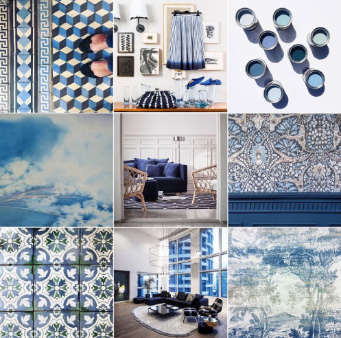 Colour Chronicles: Staying true to blue