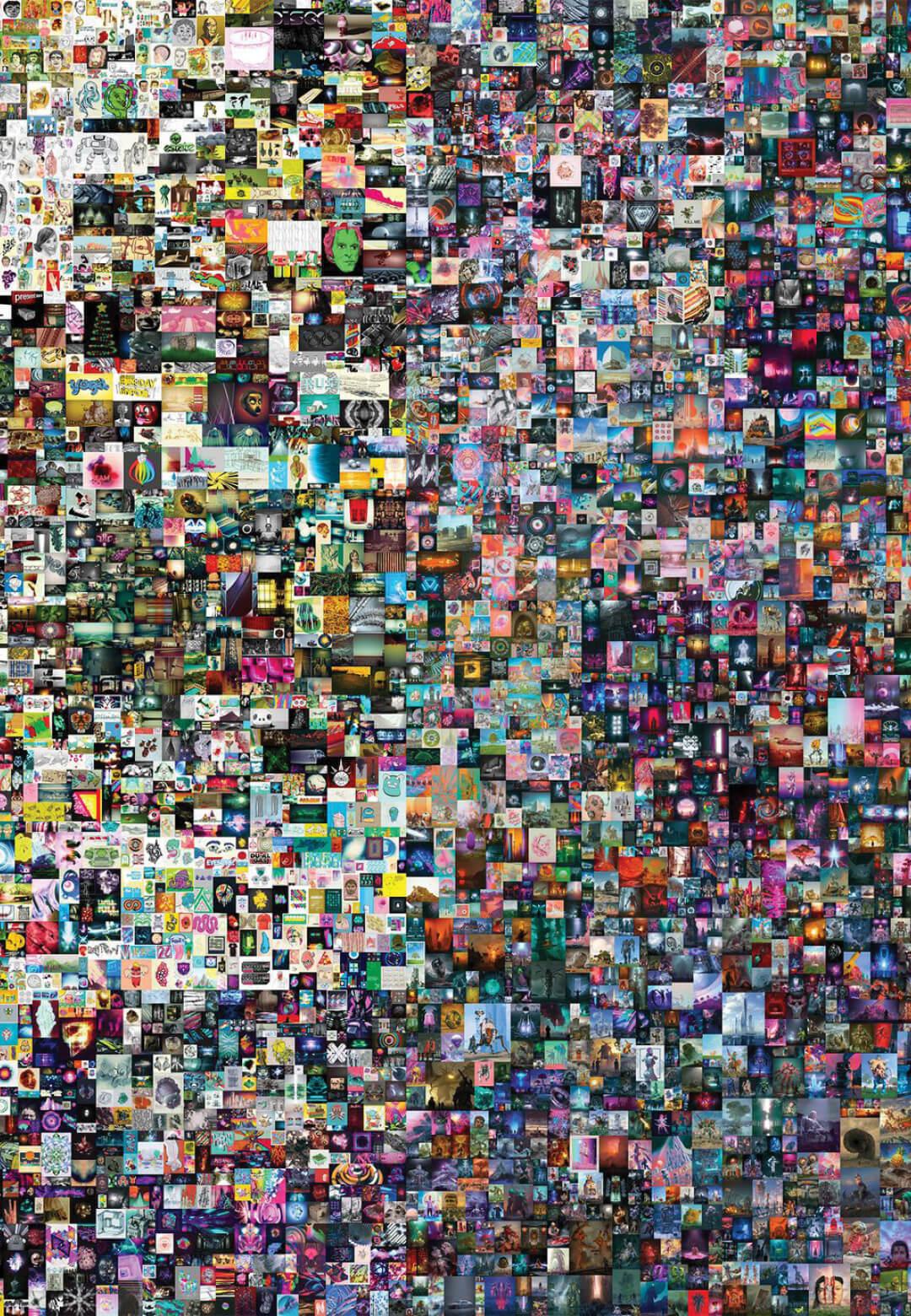 """Everydays: The First 5000 Days,"" by Mike Winkelmann | Digital Legacies | STIRworld"