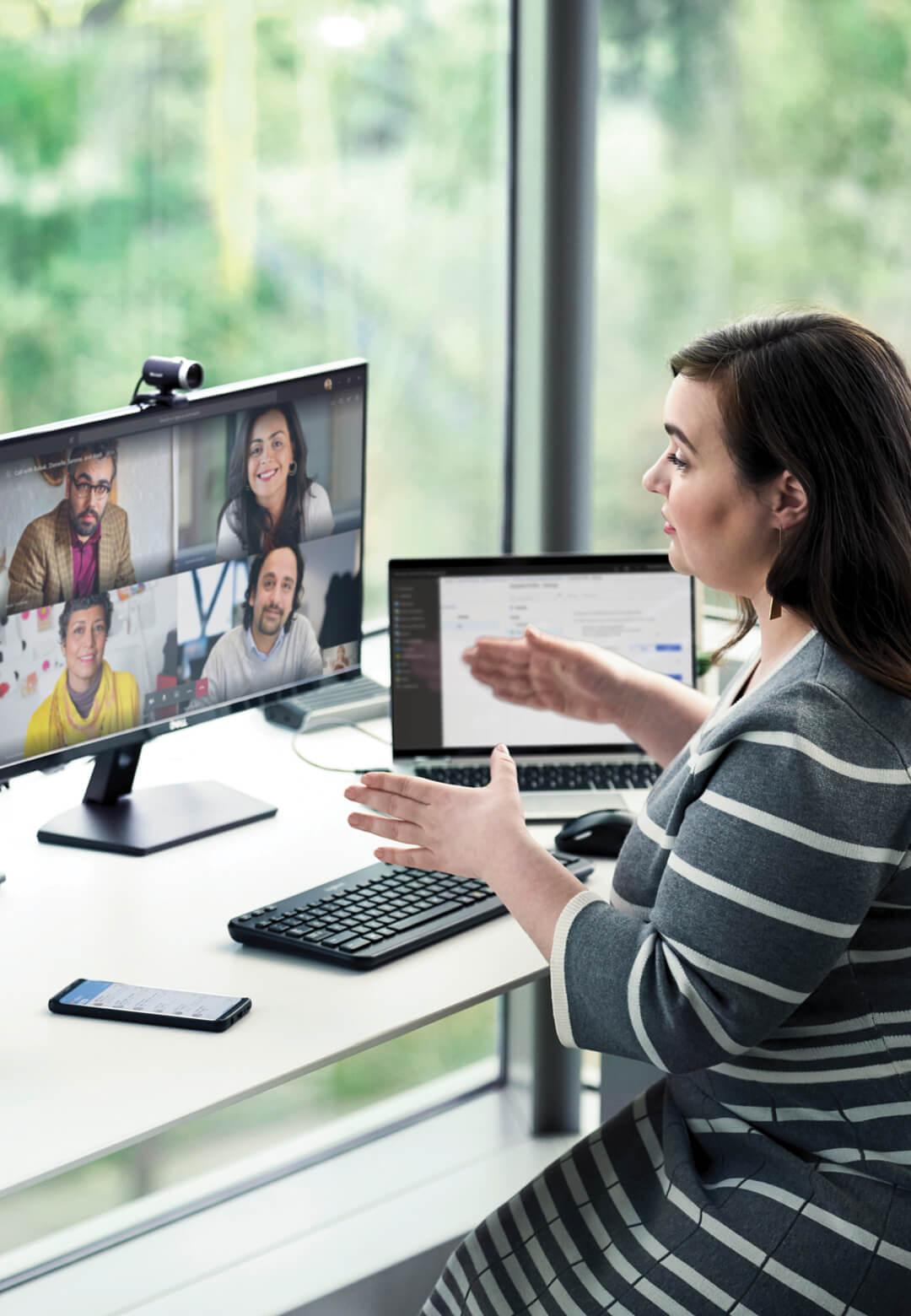 Virtual team meeting | Digital Legacies: Careers | Julius Wiedemann | STIRworld