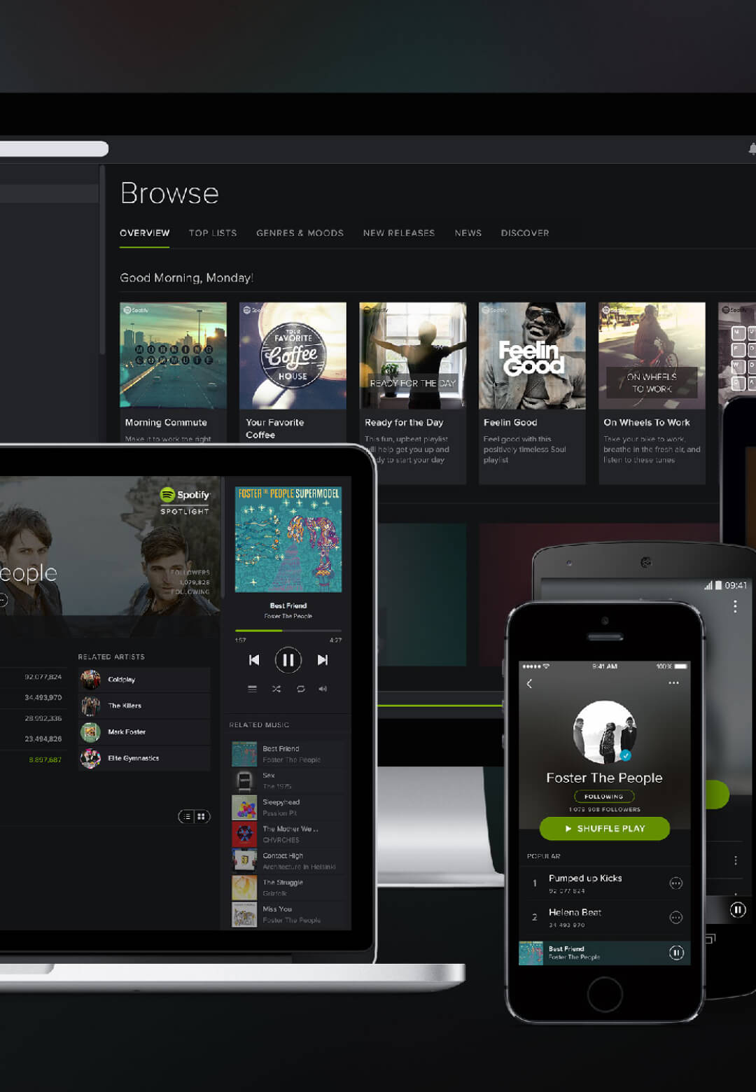 'Collectively owned and rented' music on Spotify is now being taken for granted | Digital Legacies: Ownership by Julius Wiedemann | STIRworld