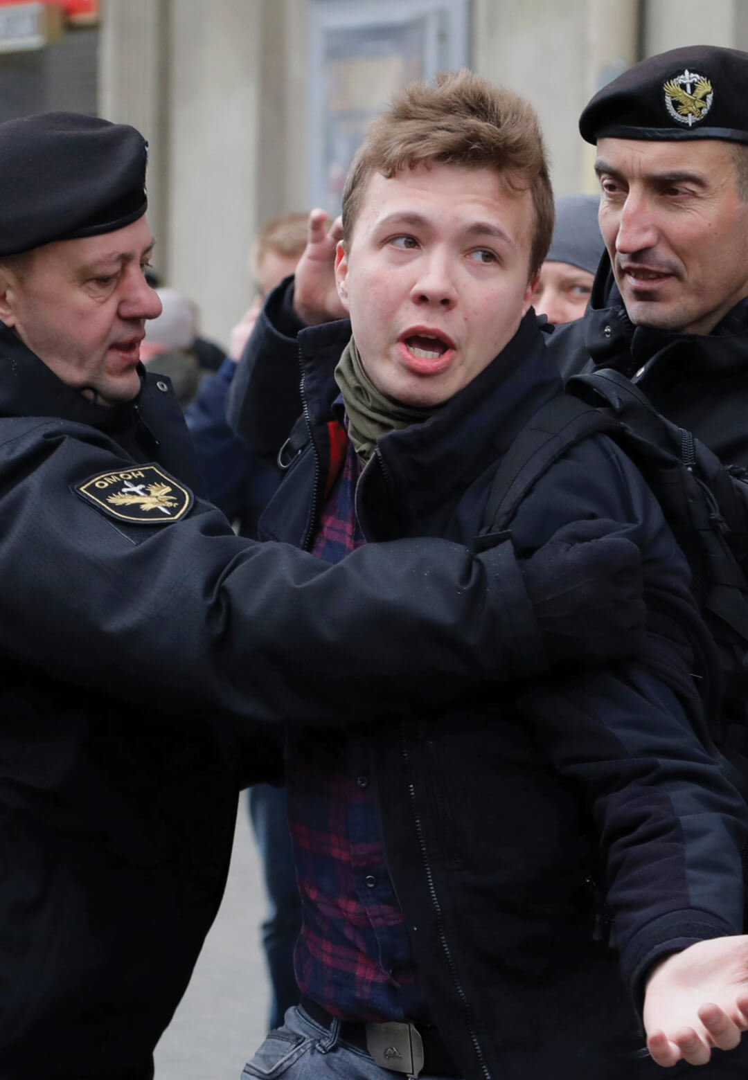 The unlawful arrest of Belarusian journalist Roman Protasevich is emblematic of the desperation shown by autocratic governments   Digital Legacies by Julius Wiedemann   STIRworld