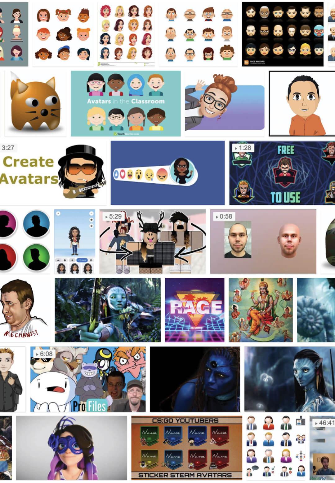 Online Avatars | Digital Legacies: The original | Julius Wiedemann | STIRworld