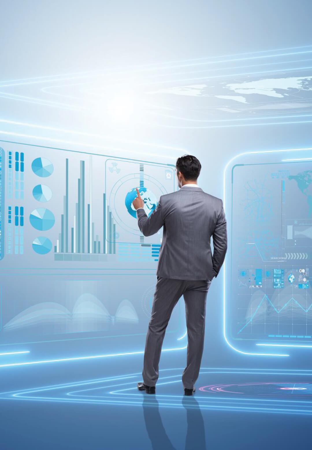 Digital Business | Digital Legacies: Zoom (macro to micro) | STIRworld