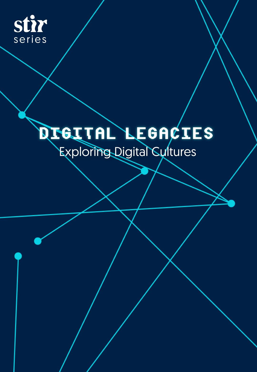 Digital Legcies, a series by Julius Wiedemann | STIRworld