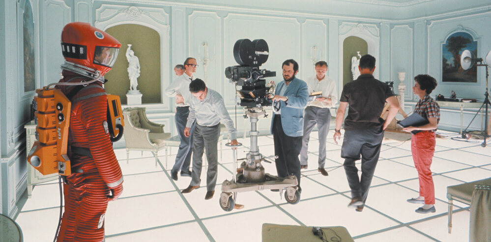 Envisioning 2001: A Space Odyssey, an exhibit at The Museum of Moving Image, NY