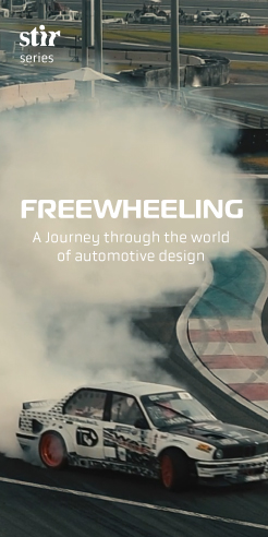 Freewheeling: A STIRring journey through the world of automotive design
