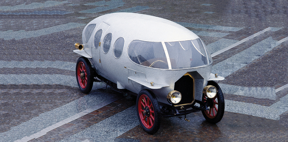 Freewheeling: The advent of 'coachbuilding'