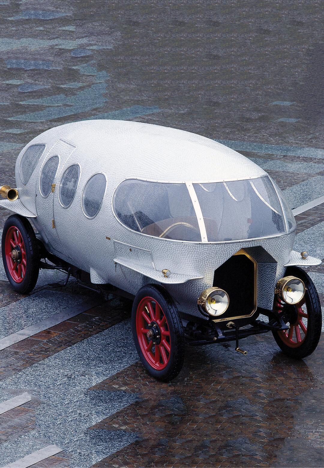 The extraordinary Alfa Romeo 40-60HP by Castagna | Freewheeling Series | Gautam Sen, Avik Chattopadhyay | STIRworld