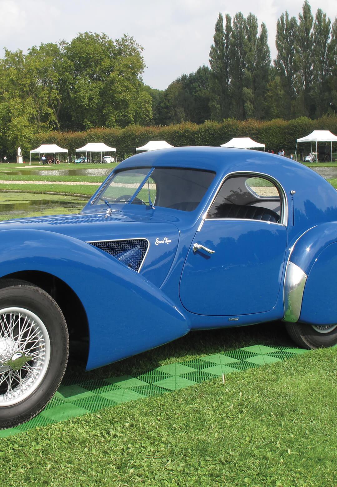 A Georges Paulin design based on a Talbot-Lago | Freewheeling | STIRworld