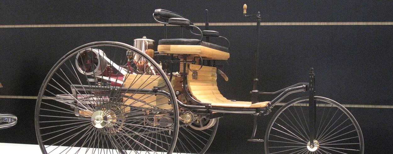 Freewheeling: The car before the motor car