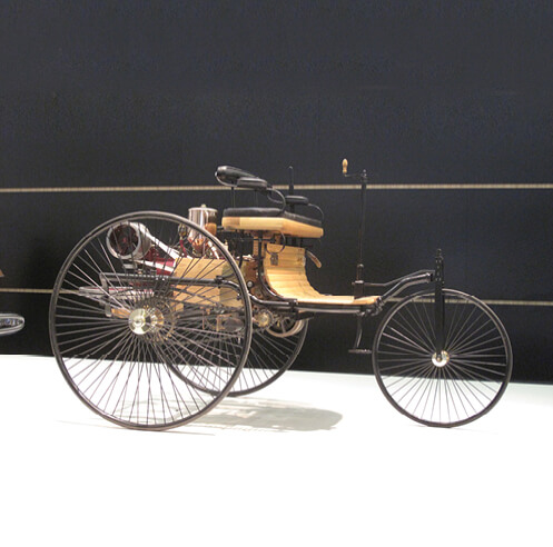 Freewheeling: The car before the motor car