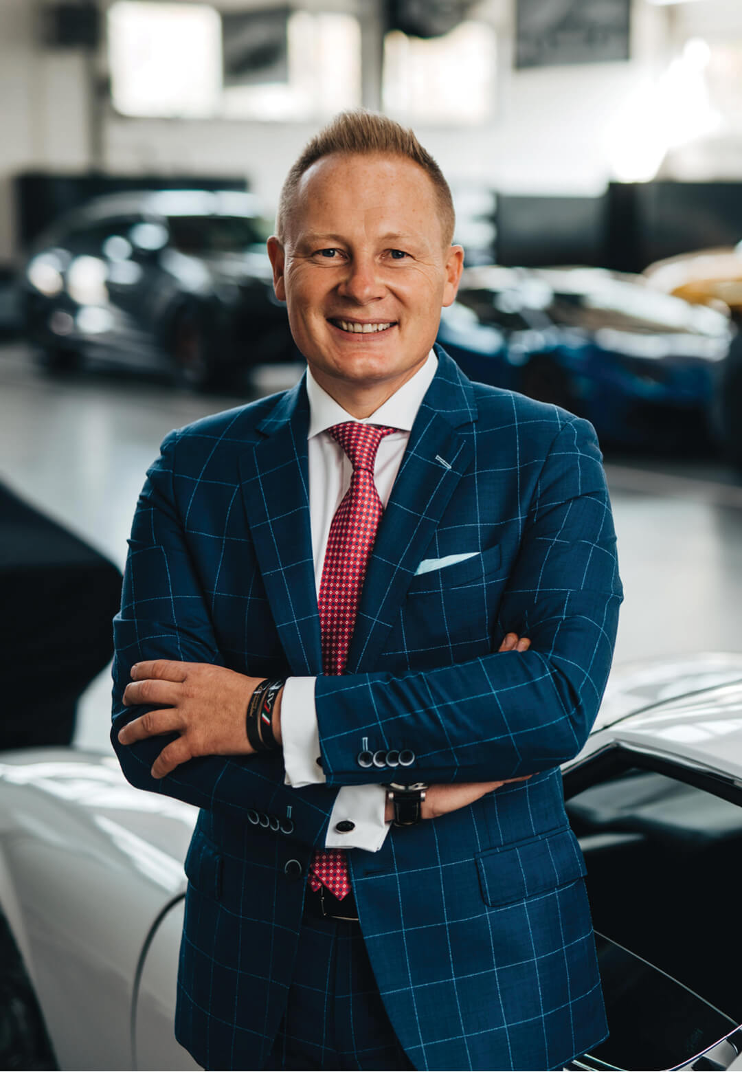 Gautam Sen and Avik Chattopadhyay in conversation with Mitja Borkert, Head of Design at Automobili Lamborghini as well as Director of its Centro Stile (design center) | Freewheeling with Mitja Borkert | STIRworld