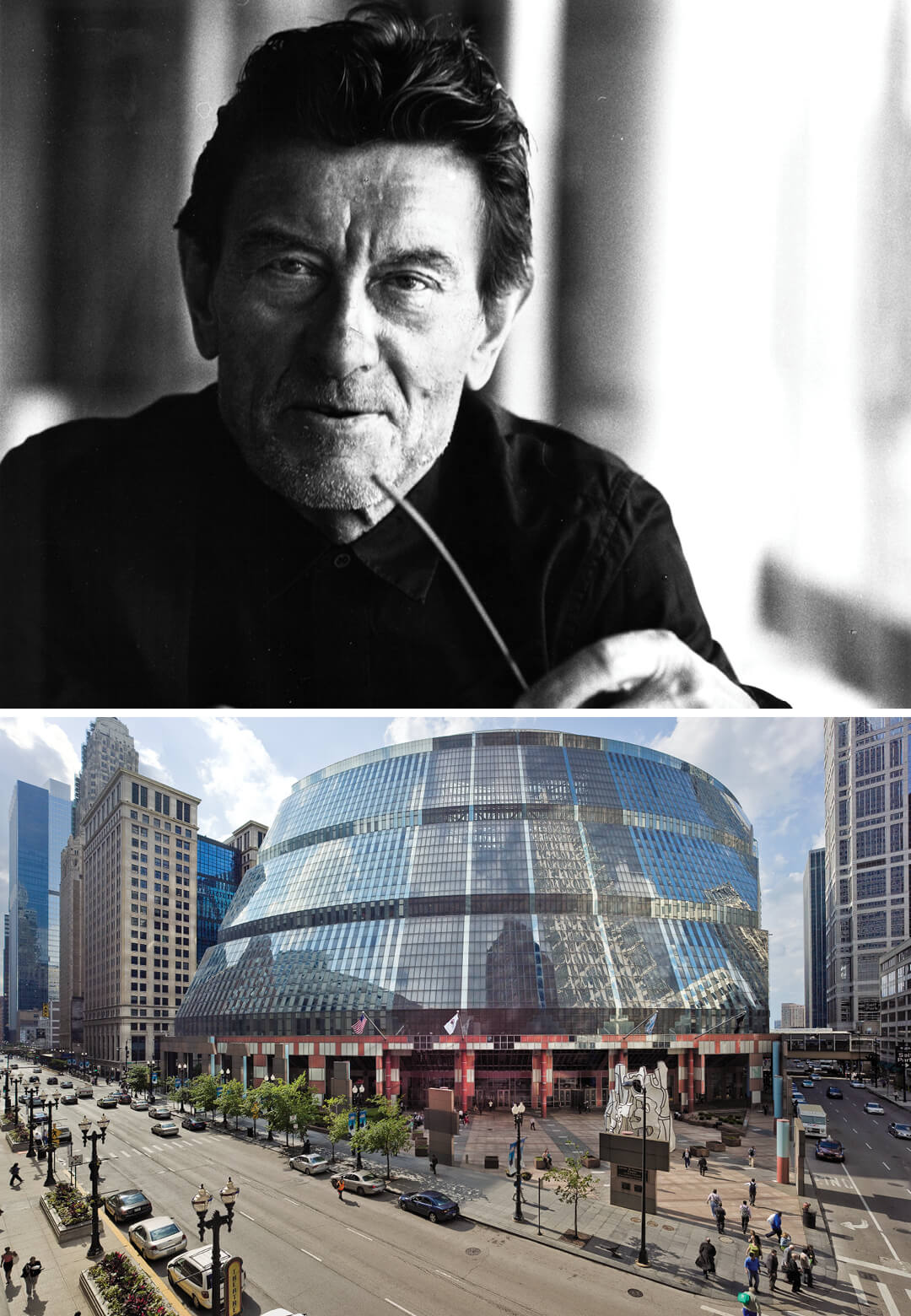 On May 8, 2021, the world lost Helmut Jahn - a German-American architect known for some of Chicago's most iconic buildings such as the James R. Thompson Center(1985) | Vladimir Belogolovsky interviews Helmut Jahn | STIR Tribute | STIRworld