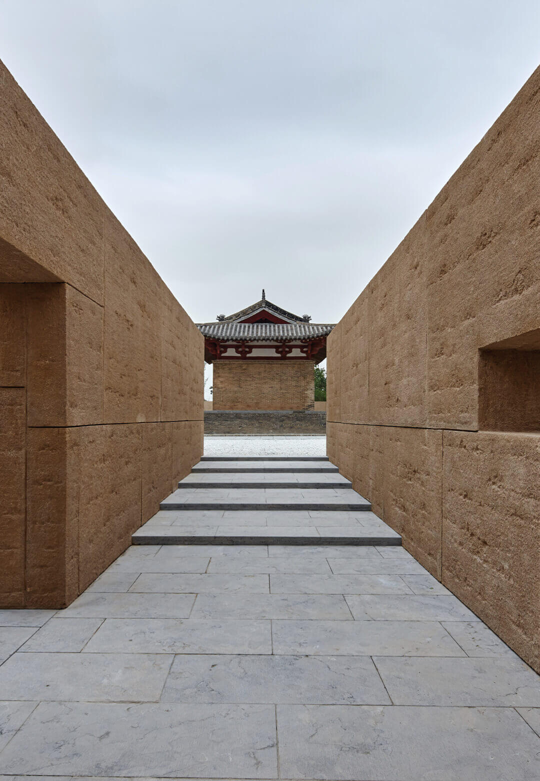 Five Dragons Temple in Shanxi province, China | Weili Zhang visits Environmental Upgrade of Five Dragons Temple | STIRworld