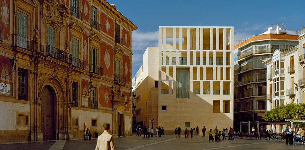 Rafael Moneo believes good architecture must be innovative but rooted in its place