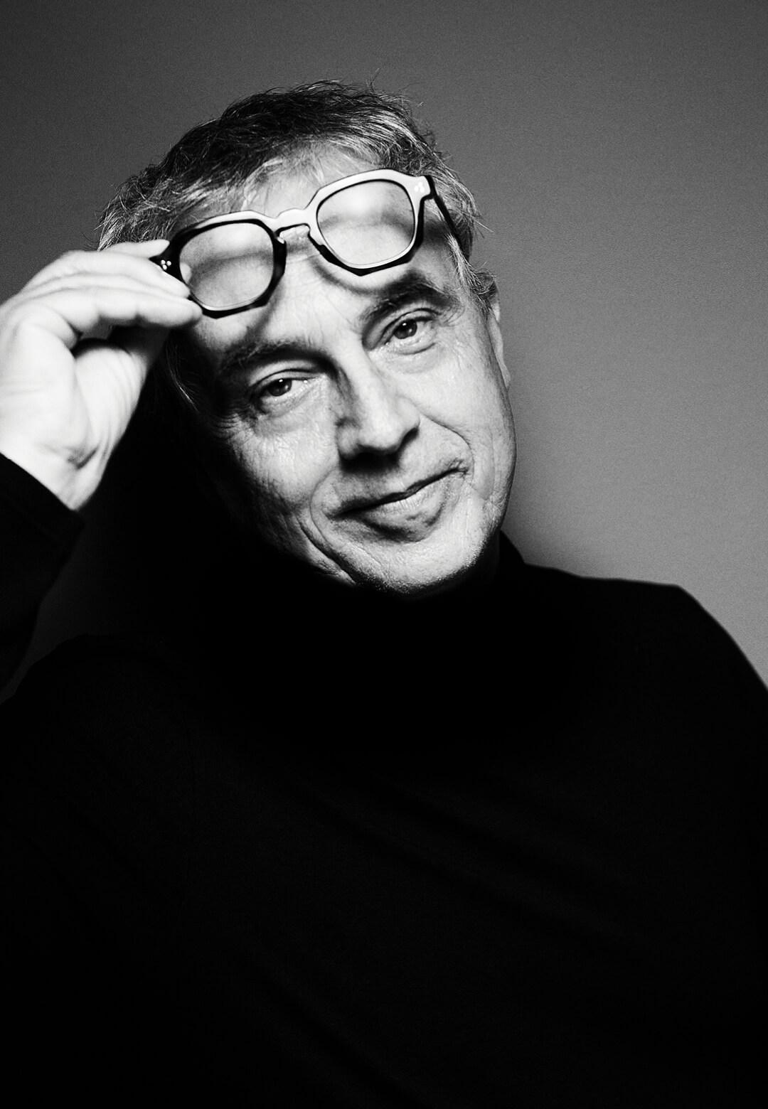 L to R: Stefano Boeri, Bosco Verticale by Boeri Studio | Interview with Stefano Boeri | STIRworld