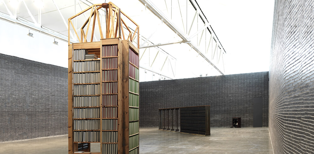 STIR interviews Theaster Gates discussing his immersive practice and the sacred