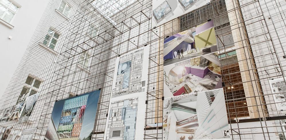 'Studio 44. Enfilade' exhibition at The Hermitage, Saint Petersburg, Russia