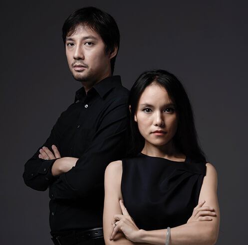 Yingfan Zhang and Xiaojun Bu of Atelier Alter discuss building opportunities