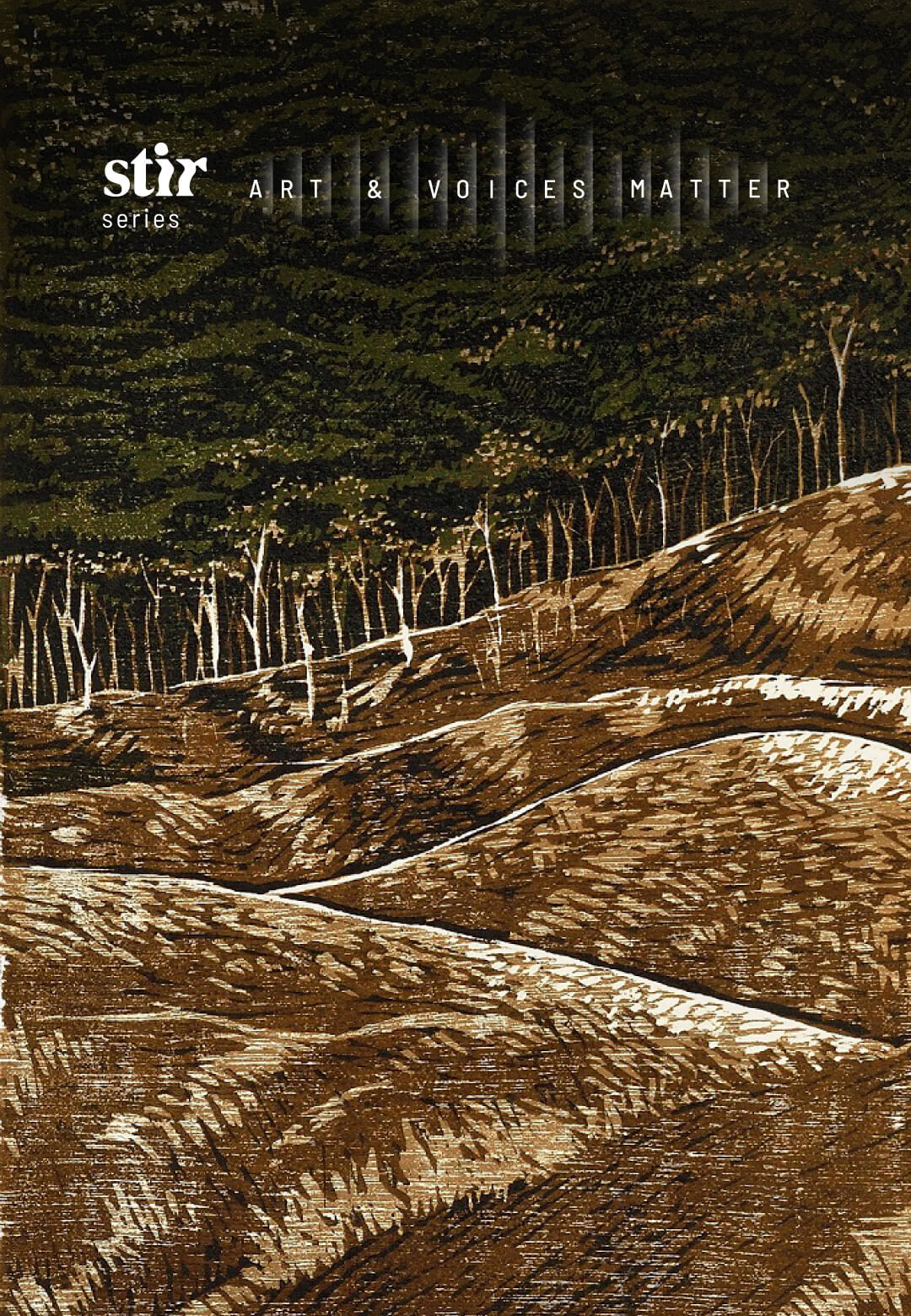 A trained printmaker, Sangita Maity's Forest without the Sky is a critique of the devastation wrought by hyper-capitalist rubber plantation | STIRworld