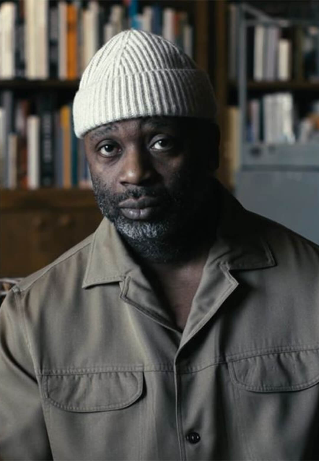 In the Artist Spotlight special on him, Theaster Gates allows audiences into his studio | Theaster Gates | STIRworld