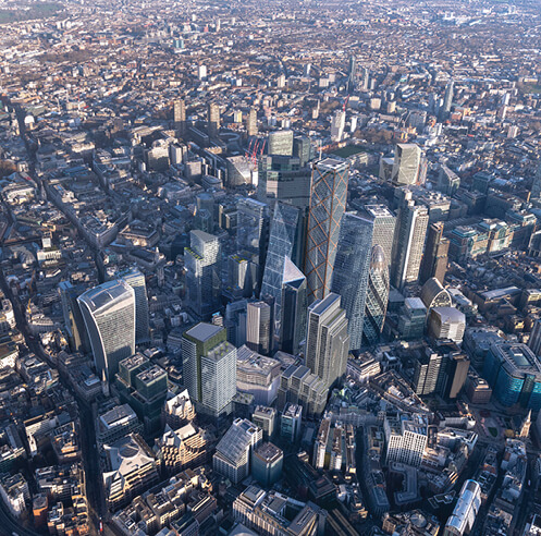 Culture, Commerce and Community in London's Square Mile