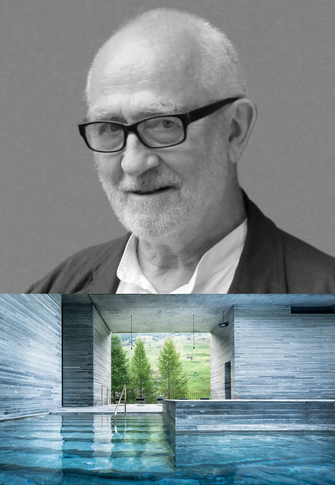 Therme Spa at 7132 Hotel Vals designed by Swiss architect Peter Zumthor | Peter Zumthor | STIRworld