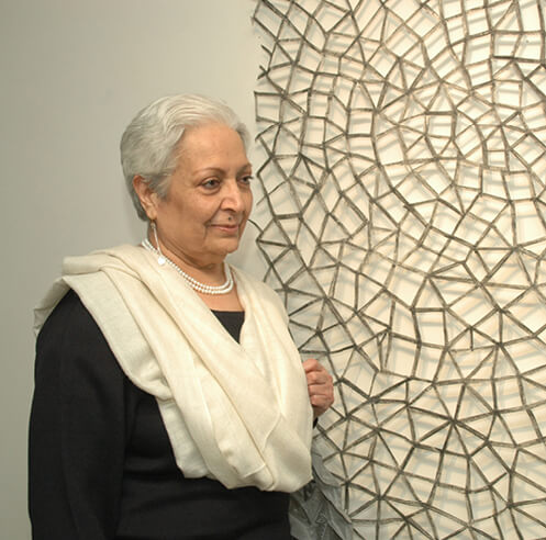 Flying for truth – celebrating the life of Zarina Hashmi