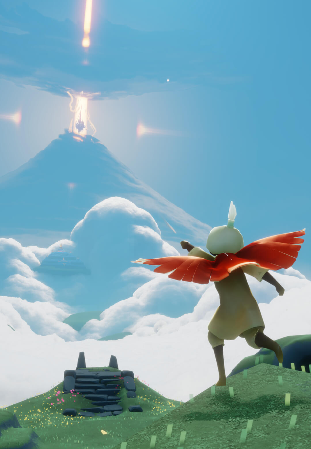 A still from Sky: Children of the Light | thatgamecompany | STIRworld